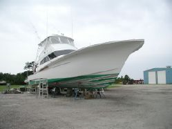 Photo of 63' Carolina Custom Gwaltney Hull