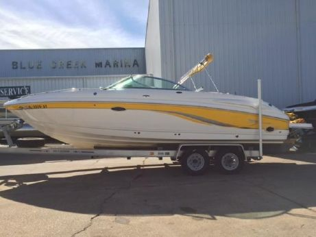 2003 Chaparral 260 SSi