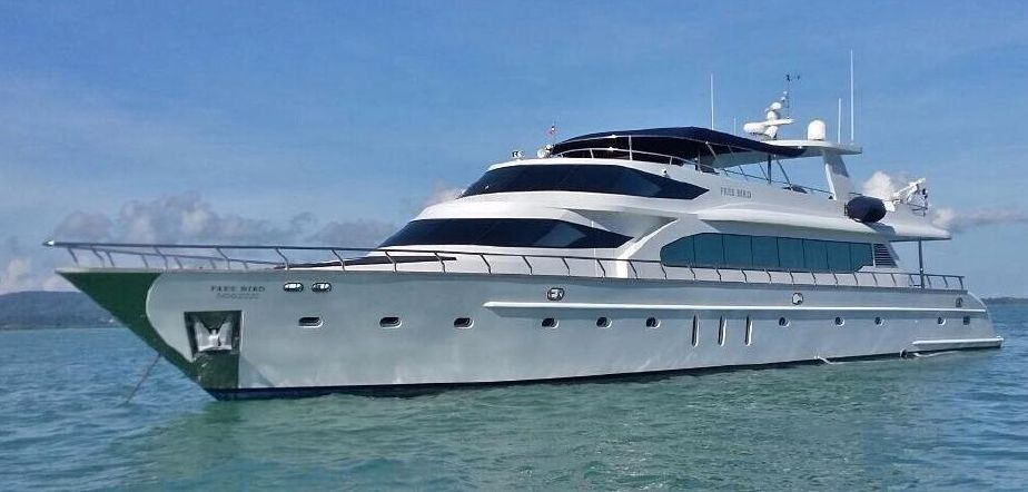 100 Foot Yacht >> 2010 Custom 100ft Motor Yacht Power Boat For Sale Www Yachtworld Com