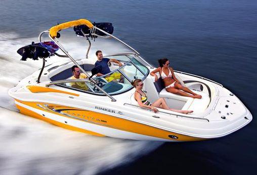 2011 Rinker 228 Captiva Flotilla
