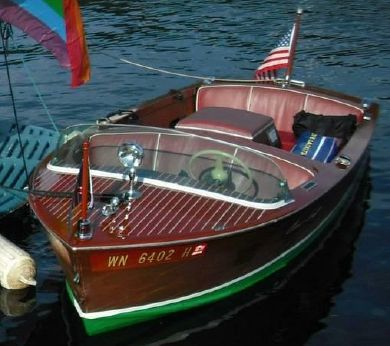 1950 Chris-Craft RUNABOUT