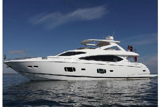 2012 Sunseeker 88 Yacht