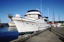 1978 Defever 49 Pilothouse Cruiser