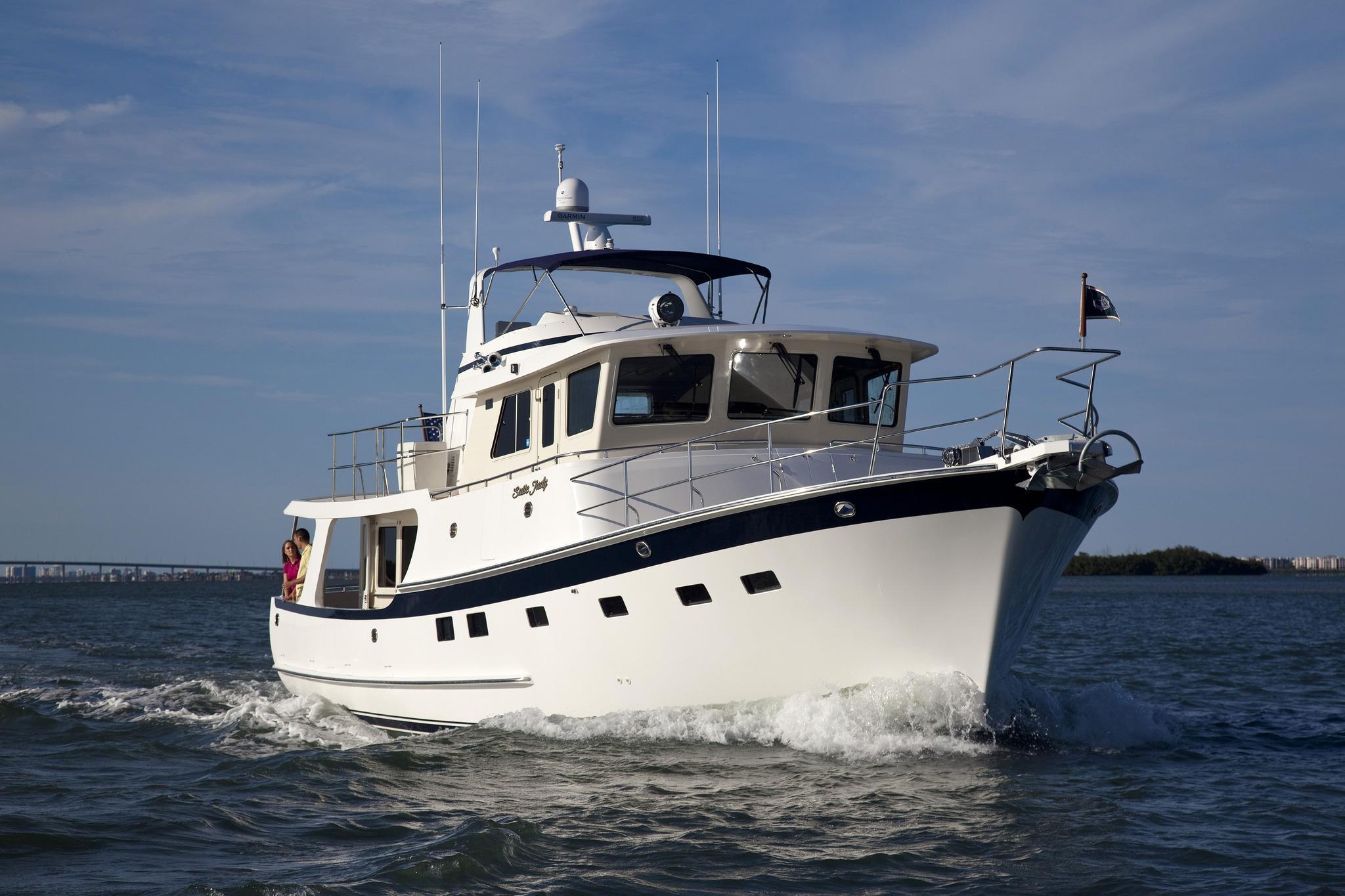 2018 krogen 52 u0026 39  power boat for sale