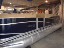 2014 Harris Grand Mariner 230 DL Tritoon