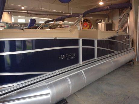 2014 Harris Grand Mariner 230 DL Tritoon