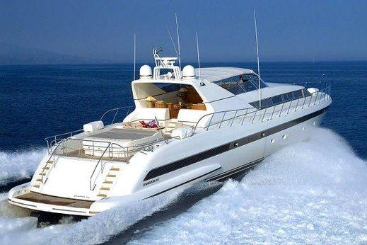 2002 Overmarine Mangusta 105