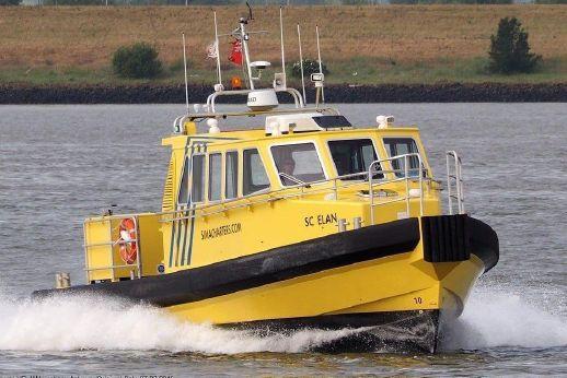2015 Support / Crew Vessel 13.60