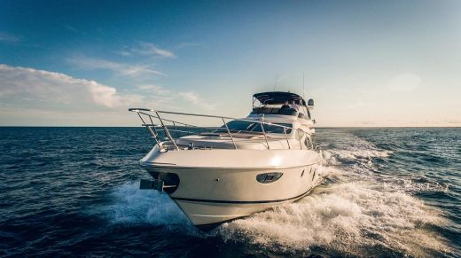 2007 Azimut 68E Evolution Fly Bridge 68