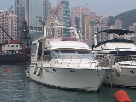 1992 Prima Yacht Fisher 52