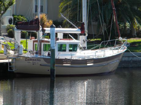 1985 Fisher 34