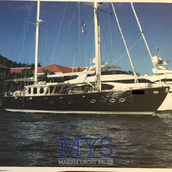 1989 North Wind 76 Motorsailer