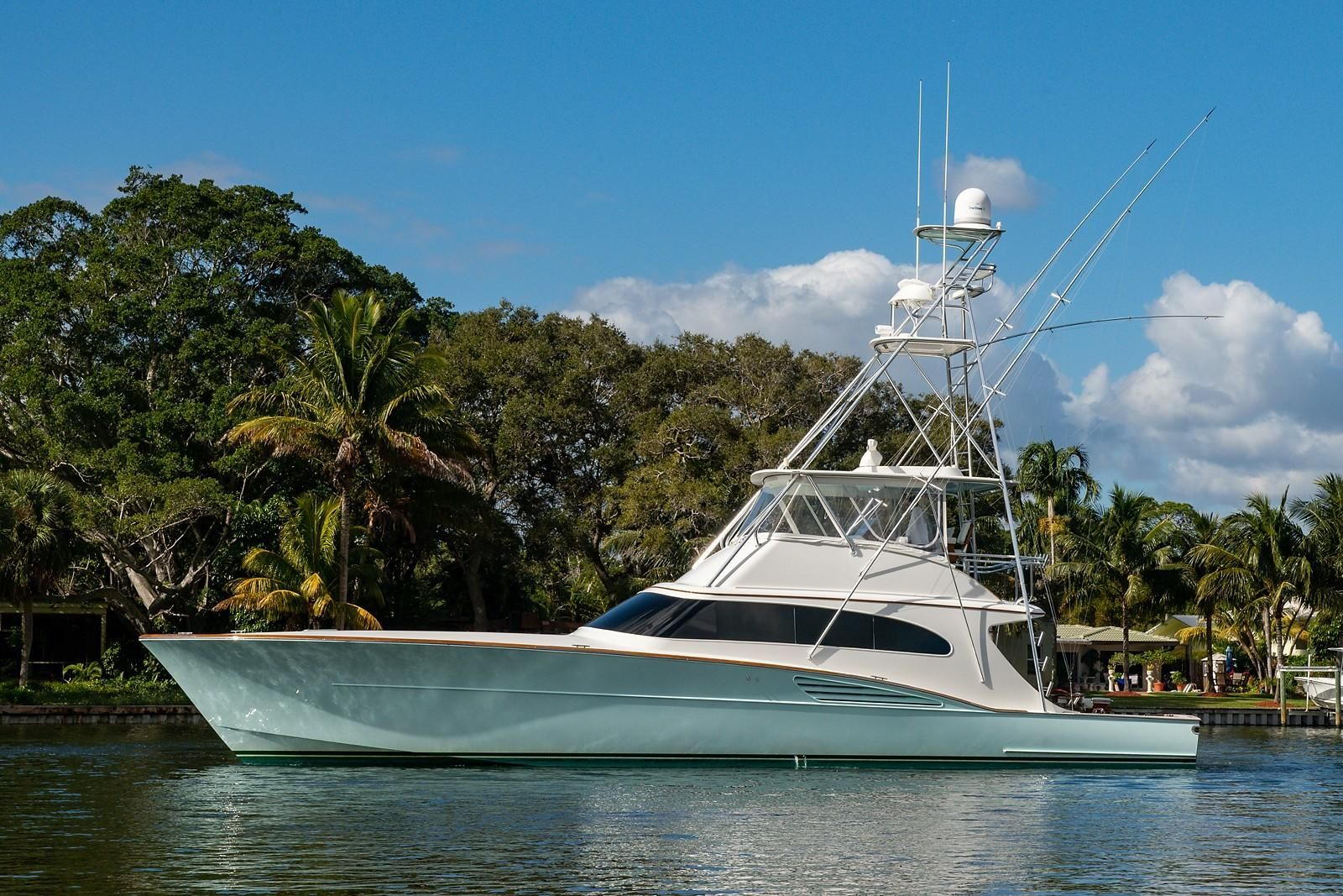 2009 Garlington Sportfish Power Boat For Sale Www