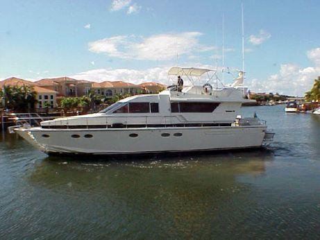 1985 Posillipo Motor Yacht