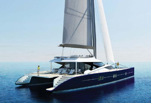 2014 Blue Coast Yachts 88