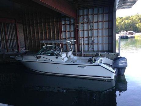 2007 Pursuit 2570 Offshore