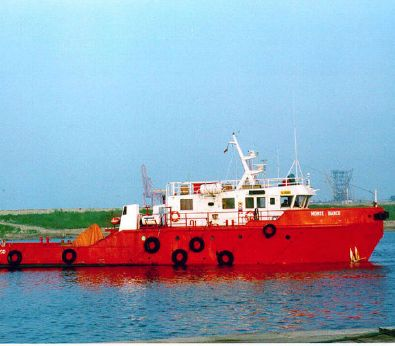 1973 Commercial Vessel Crew Boat 6