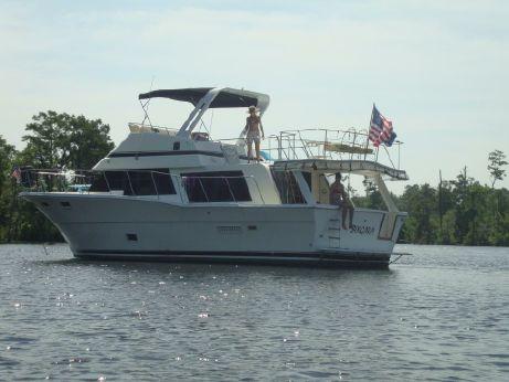 1982 Bluewater Coastal Cruiser HOUSEBOAT