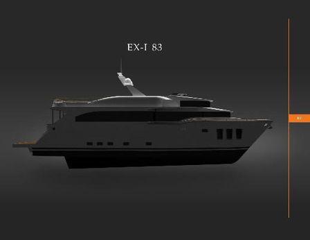2010 Bondway Yachts EX-I 83.