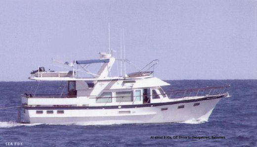 1987 Defever 44 Trawler