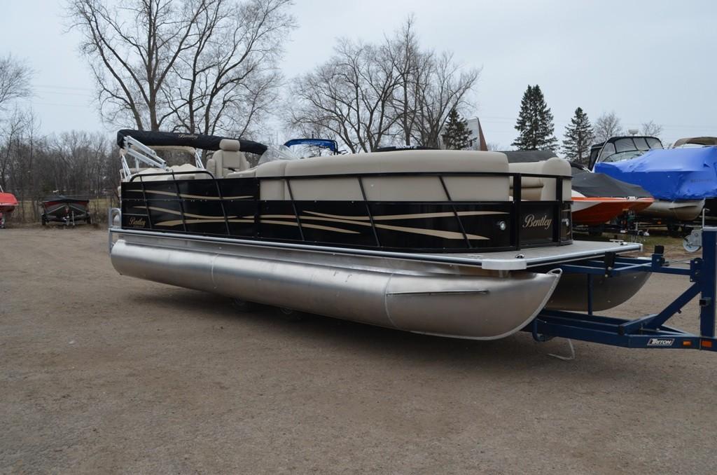 Bentley pontoon for sale