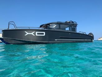 2019 Xo Boats 270 Front Cabin OB