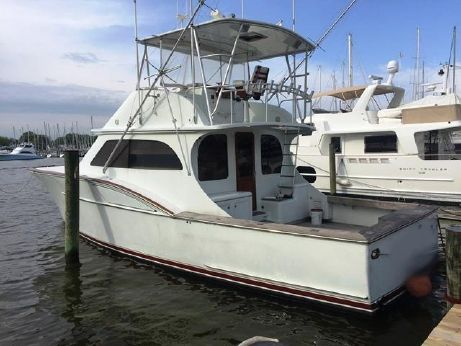 1999 Cape Fear 47 SF