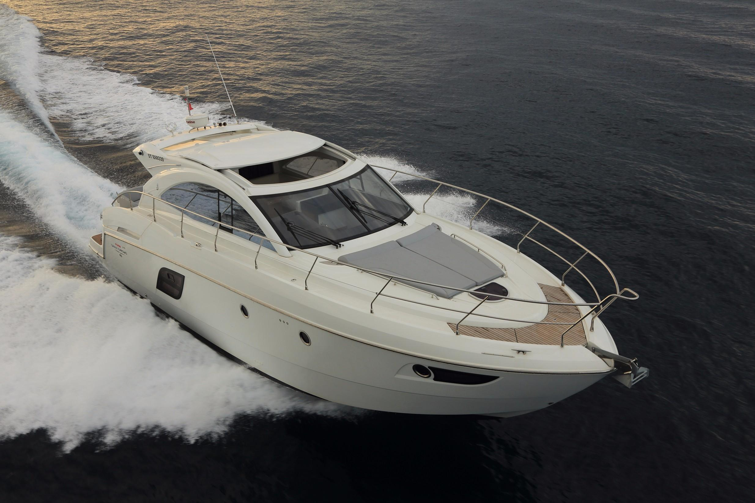 Yacht for Sale: 49' Beneteau Gran Turismo 2014