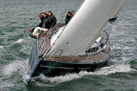 2010 Dehler 45
