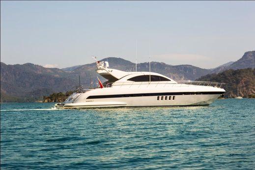 2003 Mangusta 72