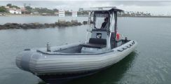 1998 22 Northport RHIB Swift Assault Vessel