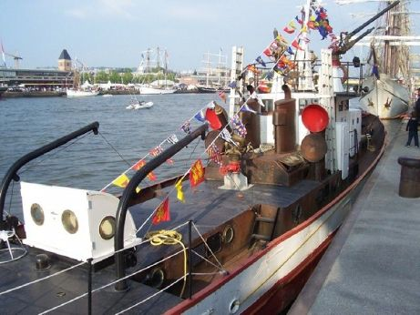 1951 Ex Workboat Fireboat