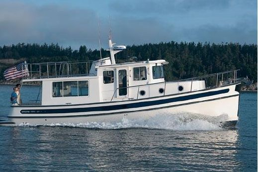 2014 Nordic Tugs 39