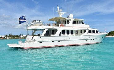 thumbnail photo 2: 2007 Offshore Yachts Voyager