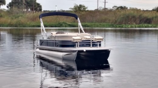 2017 Sunchaser Classic 8522 DS Cruise