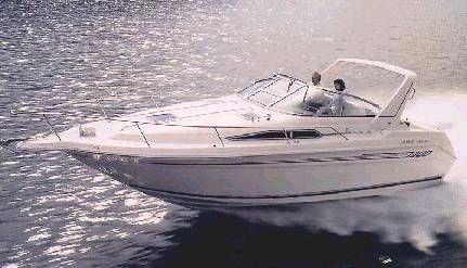 1993 Sea Ray W/trailer Avail. 300 Sundancer