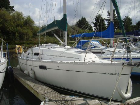 1996 Beneteau 281