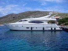 2001 Ferretti Yachts 76