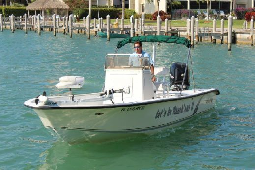 2005 Action Craft 2310 Coastal Bay