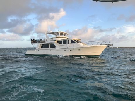 2002 Offshore 62 Pilothouse