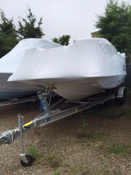 2015 Hurricane FunDeck 236