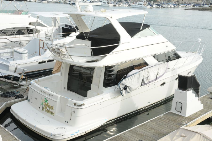 Carver 45 Voyager Pilothouse for sale