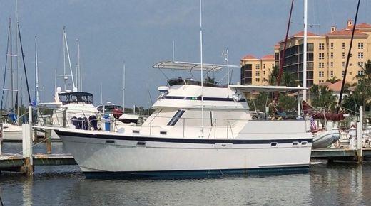 1980 Gulfstar 38 Sun Deck Motor Cruiser / Trawler