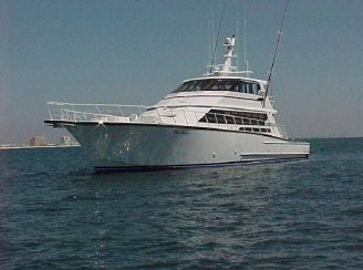 2001 Breaux Bay Yacht Fisherman