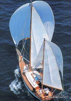 1979 Cheoy Lee Ketch Clipper 48
