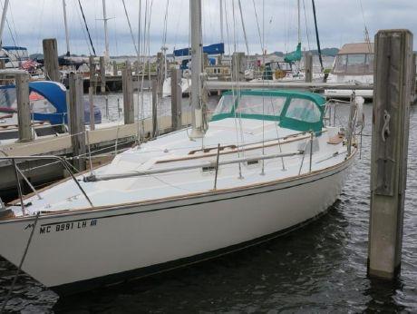 1981 Morgan 321