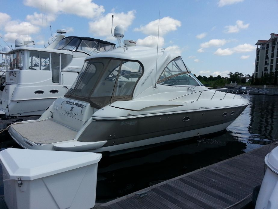 cruisers yachts express power boat for 2007 cruisers yachts 460 express power boat for com