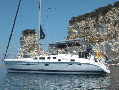 2002 Hunter Marine 456 Passage