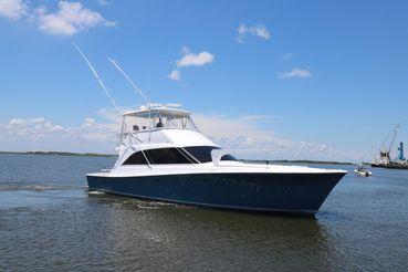 thumbnail photo 0: 1991 Ocean Yachts 53 Convertible