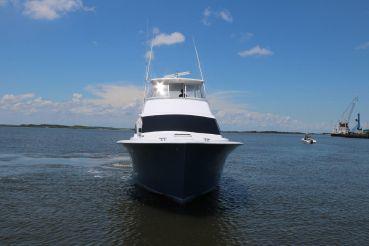 thumbnail photo 1: 1991 Ocean Yachts 53 Convertible
